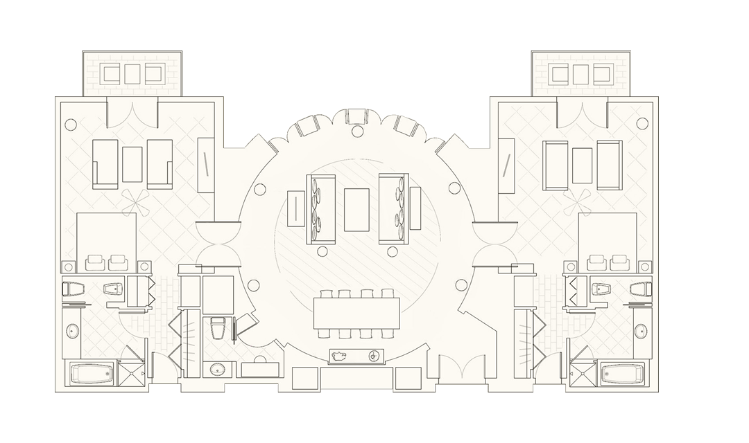 Anax Suite Layout