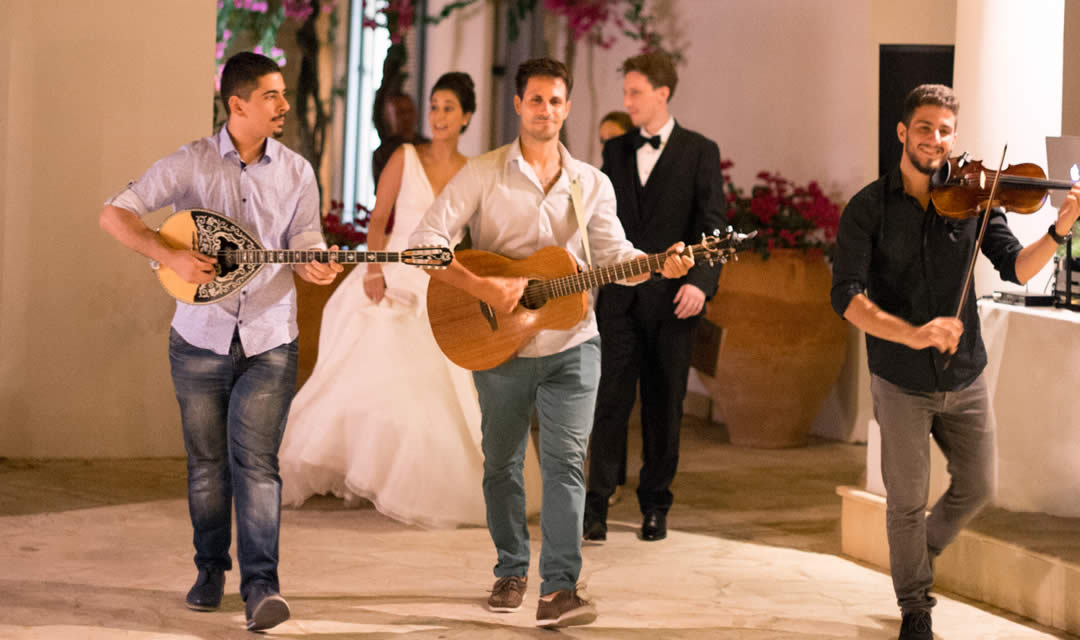 Musicians weddings